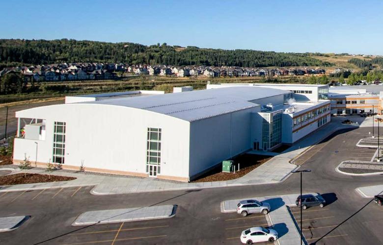 WEB Cohrane Aquatic Centre