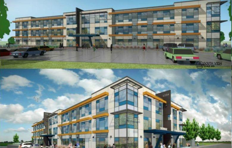 WEB Langley Business Centre